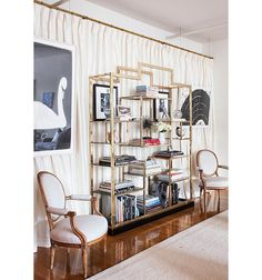 Inside Olivia Chantecaille's French-Chic SoHo Loft – One Kings Lane — Our Style Blog