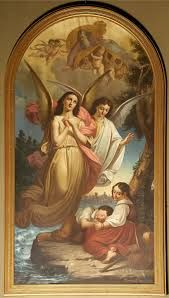 stampe antiche di angeli custodi - Cerca con Google