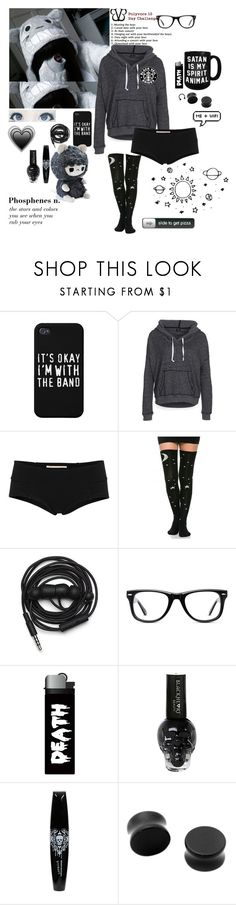 """""""BVB 9"""" by emokittyyy ❤ liked on Polyvore featuring DC Shoes, Marni, Urbanears and Muse"""