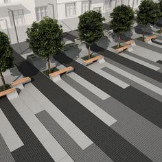 Street Furniture Puzzle by Karolina Bober