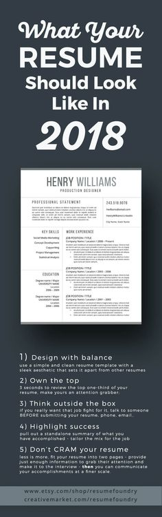 Use a simple and clean resume template with a sleek aesthetic that sets it apart from other resumes. Don't clutter your resume as recruiters will feel overwhelmed. If you want that job fight for it and show them you have the passion and drive to be the be Job Resume, Resume Tips, Resume Ideas, Cv Tips, Business Resume, Business School, Best Resume Examples, Resume Layout, Cv Examples