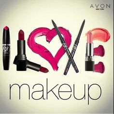 Avon Makeup - I love selling Avon makeup, fashion, jewelry, skincare, and more! Informations About Avon Makeup Pin - Avon Products, Beauty Products, Lush Products, Farmasi Cosmetics, Homemade Cosmetics, Josi, Avon Brochure, Avon Online, Avon Representative