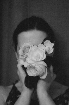 Gorgeous portrait. #flowers #photography