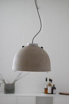 Istandsat Københavnerlampe