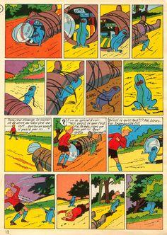 Martin le Malin   Album 16 - La Soucoupe Volante - Page #12