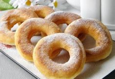 Пончики на кефире Russia, which has come together for centurie… Churros, Donut Recipes, Cooking Recipes, Unique Recipes, Ethnic Recipes, Utila, Russian Recipes, Beignets, Seafood Dishes