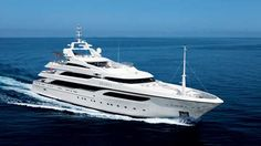 #Superyacht Seanna by #Benetti