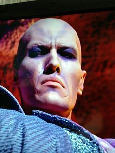 Ted Cassidy (Lurch of The Addams Family) as Ruk, the superhuman android. Star Wars, Star Trek Tos, Ted Cassidy, Captain Janeway, United Federation Of Planets, Star Trek 1966, Star Trek Original Series, Horror Icons, Star Trek Universe