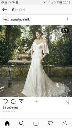 26900a50f71ca 70 en iyi Gelin görüntüsü, 2019   Bridal gowns, Bridal dresses ve ...