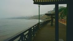 Ciudad, mar y deporte. Barranco.