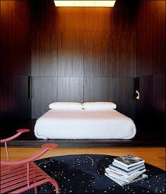 The New York Times > Style > Slide Show > Andree Putman's Design San Sebastian Apartment Bespoke Furniture, Furniture Design, Top Interior Designers, Hotel Suites, Interior Design Inspiration, Design Ideas, Rug, Contemporary Bedroom, Elle Decor