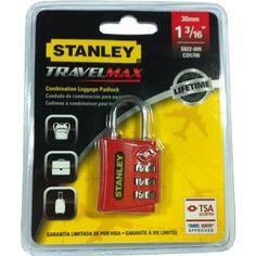 STANLEY CD5700 TSA PDLK 30MM RED