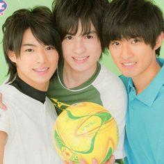 Sho and kinkan Prince