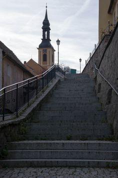 Srebrna Góra. Kościół poewangelicki.
