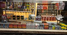 Ammo Counter Firearms, Wine Rack, Counter, Hunting, Home Decor, Homemade Home Decor, Bottle Rack, Weapons, Gun