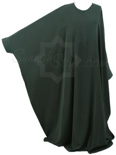 Essential Bisht Abaya (Evergreen) by Sunnah Style #SunnahStyle #abayastyle #bisht #IslamicClothing