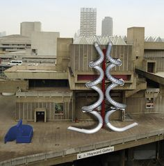 Hayward Gallery to install giant Carsten Höller slides Populism (and playground rides) for the people!