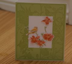 Asian Spring Greetings by mayodino - Cards and Paper Crafts at Splitcoaststampers