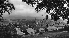 Old photograph of Barrhead, East Renfrewshire, Scotland. From Sir Name Barr. Old Photographs, Glasgow, Family History, Paris Skyline, Scotland, Ireland, Dolores Park, Places, Pictures