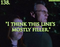 BTVS  Once more with feeling, Willow's singin' skills.