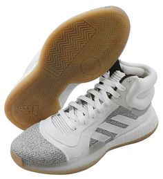 a031107f39c adidas Marquee Boost Men s Basketball Shoes NBA Shoes Casual Gray Dunk  BB9299  adidas  BasketballShoes