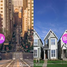 City or suburbs? Make yours @ http://bit.ly/Wish2