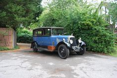 1927 Armstrong Siddeley 20hp Saloon