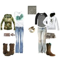 This is sooo my style. Has my fox and camo together. OMG I LOVE IT!