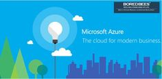 """""""Microsoft Azure.The cloud for modern business."""""""