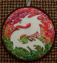Nao gosto de dragão mas este está lindo!