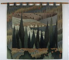 The Rhythms of Julia Mitchell's Tapestries – Gallery 3 « American Tapestry Alliance