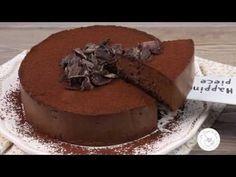 TORTA di COMPLEANNO al CIOCCOLATO per BAMBINI - Birthday Nutella Chocolate Cake easy recipe - YouTube