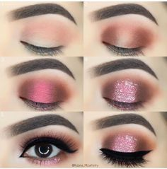 In order to enhance your eyes and also improve your good looks, finding the very best eye make-up techniques can help. You'll want to make sure to put on make-up that makes you start looking even more beautiful than you already are. Makeup Goals, Makeup Inspo, Makeup Inspiration, Makeup Tips, Makeup Ideas, Makeup Tutorials, Makeup Hacks, Makeup Designs, Eyeshadow Tutorials