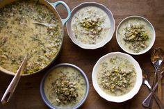 Greek Easter Soup Recipe | SAVEUR