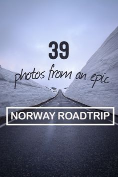 39 incredible pics from an epic Norway road trip!