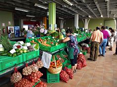 Top Ten Places to Shop for Fruit and Vegetables on Tenerife « Tenerife Holidays Blog