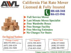 Great Flat rates for your moves licensed & insured local mover call today at toll free numbers or for free estimates at Www Ncci Com Worksheets San Jose California, Moving To California, Full Service Movers, Moving Estimate, Real Estate Usa, Wardrobe Boxes, Long Distance Movers, Mover Company, Job Cover Letter