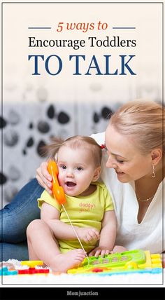 5 Effective Ways To Encourage Your Toddler To Talk - Life and hacks Toddler Speech, Toddler Fun, Toddler Preschool, Toddler Activities, Toddler Stuff, Preschool Ideas, Learning Activities, Kid Stuff, Fun Learning