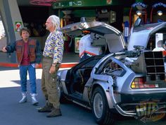 Back To The Future Part 2 (1989)