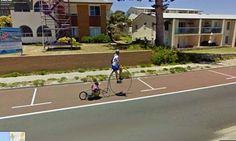 A Gargantuan Gallery Of Strange Moments Seen On Google Maps Street View - Neatorama