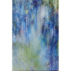 Found it at Wayfair.ca - 'Wisteria Etude' by Annie Flynn Painting Print on Canvas