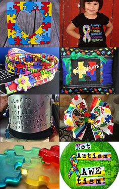 Sort by:  Hotness  I Love Someone with Autism - Autism Awareness Month Handmade finds!  --Pinned with TreasuryPin.com