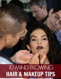 hair and makeup tips