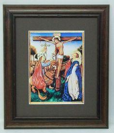 Cuadro La Crucifixión de Cristo, Indiana Jones.