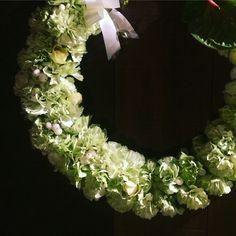 wreath bouquet