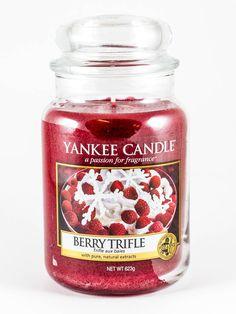 Berry Trifle - Yankee Candle - Gold und Silber Kabinett