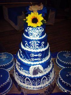 "Quiceanera cake ""mariachi"" theme"