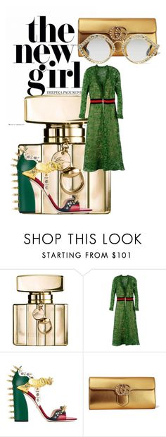 """paying homage-gucci"" by discreteme ❤ liked on Polyvore featuring Gucci"