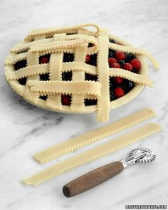 Lattice Top Recipe