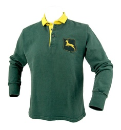 Maillot South Africa 1906 - vue 1